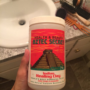 Photo of AZTEC SECRET Indian Healing Clay uploaded by Mikey M.