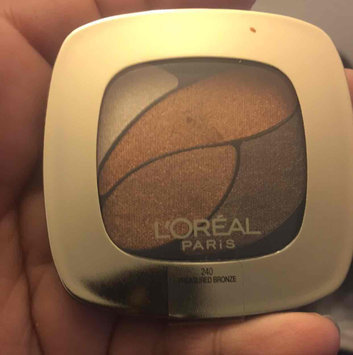 L'Oréal Colour Riche L'Oréal Paris Colour Riche Dual Effects Eyeshadow - 240 Treasured uploaded by Evangelina P.