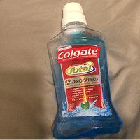 Colgate Total® ADVANCED PRO-SHIELD PEPPERMINT BLAST MOUTHWASH uploaded by Adjoa A.