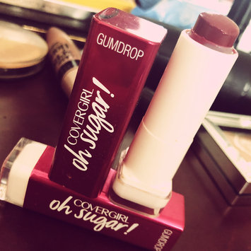 Photo of 3 Pack - CoverGirl Colorlicious Oh Sugar! Tinted Lip Balm Gumdrop 0.12 oz uploaded by Jenn F.