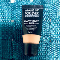 MAKE UP FOR EVER Mat Velvet + Matifying Foundation uploaded by JACKIE M.