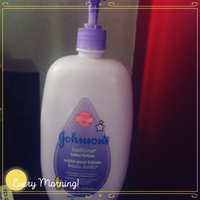 Johnson's® BedTime baby lotion uploaded by Barbara B.
