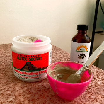 Photo of AZTEC SECRET Indian Healing Clay uploaded by Tiara
