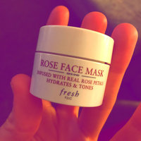 fresh Rose Face Mask uploaded by Gena A.