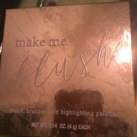 Make Me Blush Makeup Palette Square - 0.14oz - Target Beauty, Multi-Colored uploaded by Paolaa T.
