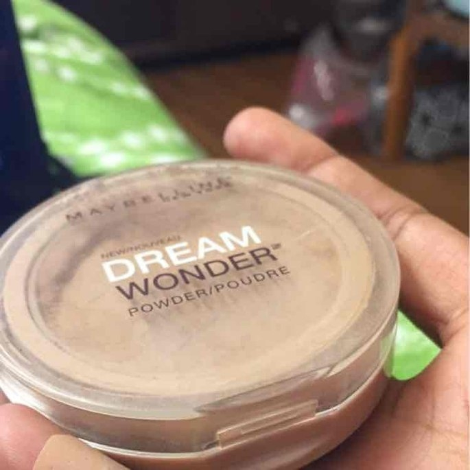 Maybelline Dream Wonder Powder uploaded by Aishwarya S.