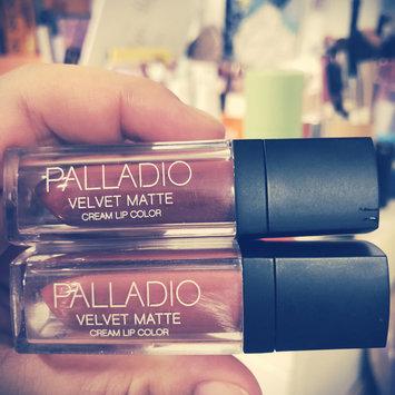 Photo of Palladio Velvet Matte Cream Lip Color uploaded by Chelsea K.