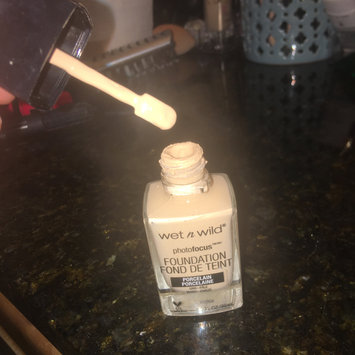 Photo of wet n wild Photo Focus Foundation uploaded by Marley C.