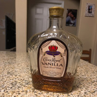 Crown Royal Canadian Vanilla Flavored Whisky uploaded by Cenee' V.