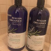 Avalon Organics Thickening Biotin B-Complex Shampoo uploaded by Jamie S.