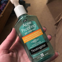 Neutrogena Acne Proofing Salicylic Acid Daily Acne Treatment Gel Facial Cleanser and Wash, 6 oz uploaded by Katherine M.