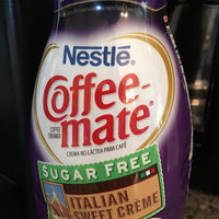 Coffee-mate® Italian Sweet Creme Sugar Free uploaded by Brooke K.