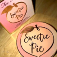 Too Faced Sweetie Pie Bronzer A Powder Bronzer With A Radiant Matte Finish uploaded by Clare M.