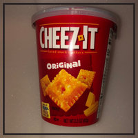 Cheez-It® Cheddar Baked Snack Crackers Mini Cup uploaded by Antonia M.