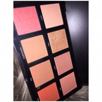 Morphe Brushes 8w Warm Master 8-color Blush Palette Authentic In Box uploaded by Neveen R.