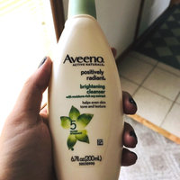 Aveeno® Positively Radiant® Skin Brightening Cleanser uploaded by Alyssa G.