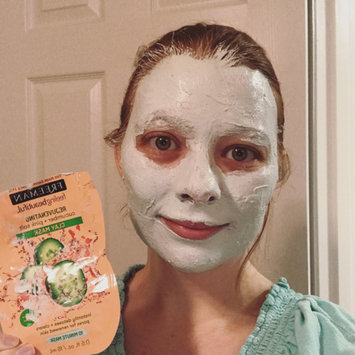 Photo of Freeman Feeling Beautiful Rejuvenating Clay Mask, Cucumber + Pink Salt 6 oz uploaded by Cody D.