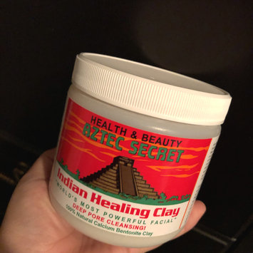 Photo of AZTEC SECRET Indian Healing Clay uploaded by Marie V.