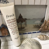 fresh Soy Face Cleanser uploaded by Brittany W.