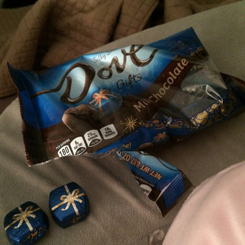 Photo of Dove Chocolate Promises Silky Smooth Milk Chocolate uploaded by Jihane D.