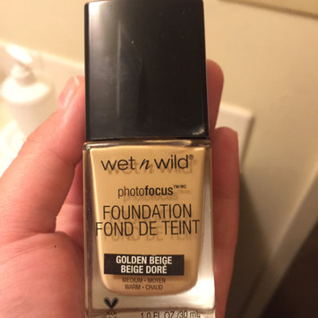 Photo of wet n wild Photo Focus Foundation uploaded by Missy A.