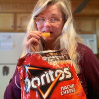 Doritos®  Nacho Cheese Flavored Tortilla Chips uploaded by Melody P.
