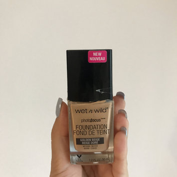 Photo of wet n wild Photo Focus Foundation uploaded by Popa M.