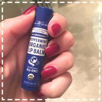 Dr. Bronner's Peppermint Organic Lip Balm uploaded by Marissa M.