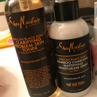 SheaMoisture African Black Soap Problem Skin Toner uploaded by Danita D.