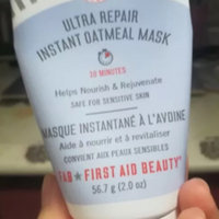 FIRST AID BEAUTY Ultra Repair Instant Oatmeal Mask uploaded by Yingying G.