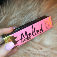 Too Faced Melted Matte Liquified Lipstick uploaded by Rylan G.