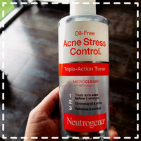 Neutrogena® Oil-Free Acne Stress Control® Triple-Action Toner uploaded by Esmeralda C.