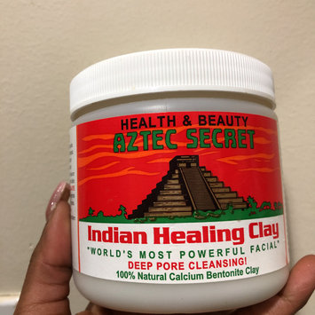 Photo of AZTEC SECRET Indian Healing Clay uploaded by Bedgine Z.