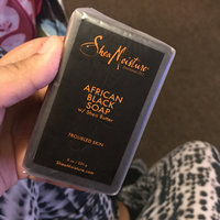 SheaMoisture African Black Soap Bar uploaded by Isabel r.