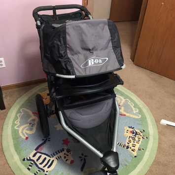Photo of BOB Revolution SE Stroller uploaded by Mindy P.