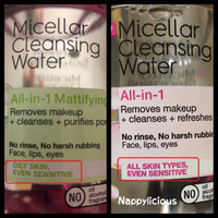 Garnier SkinActive Micellar Cleansing Water All-in-1 uploaded by Yolanda H.