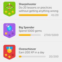 Duolingo uploaded by Lindsey P.