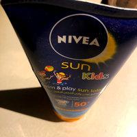 NIVEA Kids Swim & Play Sun Protection Lotion Spf 50+ uploaded by Azka Q.