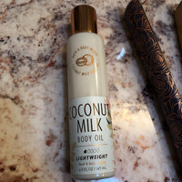 Bath and Body Works Coconut Milk Body Oil 4.9 Fluid Ounce uploaded by Meagan R.