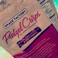 Snack Factory Pretzel Crisps White Chocolate & Peppermint Flavor uploaded by Dayle M.