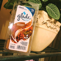 Glade Wax Melts Cashmere Woods - 6 CT uploaded by Rachel N.