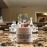 fresh Rose Face Mask uploaded by Andrea C.