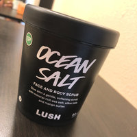 LUSH Ocean Salt Face and Body Scrub uploaded by Jessica S.
