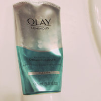 Olay Regenerist Luminous Brightening Cream Cleanser uploaded by Jessica F.