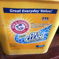 ARM & HAMMER™ Plus OxiClean Stain Fighters Fresh Scent Liquid Laundry Detergent uploaded by Karina G.