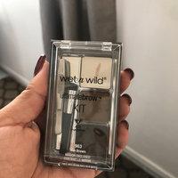 wet n wild Ultimate Brow Kit uploaded by Linda E.