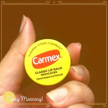 Photo of Carmex® Classic Lip Balm Original Jar uploaded by Graciela P.