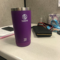 Takeya Originals 20oz Insulated Stainless Steel Tumbler with Sip Lid - Purple uploaded by MJ💋 s.