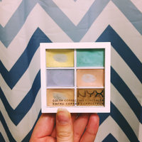 NYX Color Correcting Concealer Palette uploaded by Mary P.