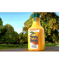 Simply Orange® Pulp Free Juice uploaded by Kat J.